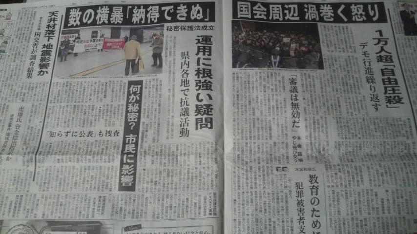 13.12.7秘密保護法強行採決静岡新聞.jpg