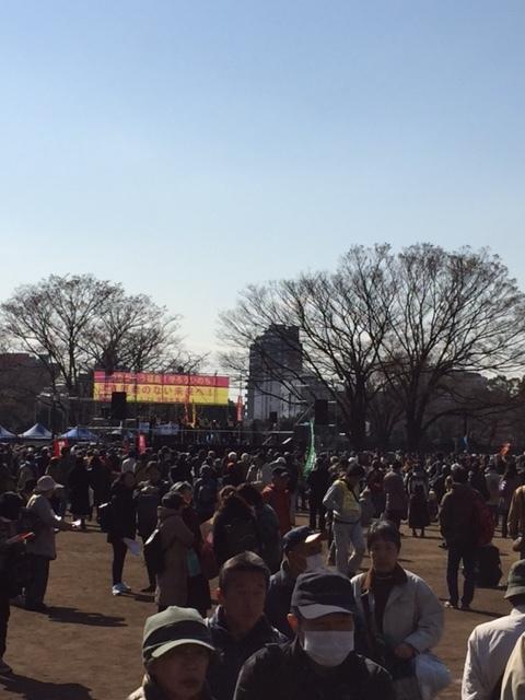 16.3.26NO NUKES DAY代々木公園~デモ⑤.jpg